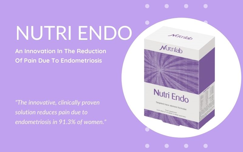 Nutri Endo, The innovative, clinically proven solution
